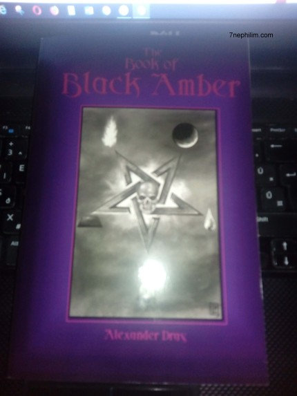 book of black amber alexander dray.7nephilim