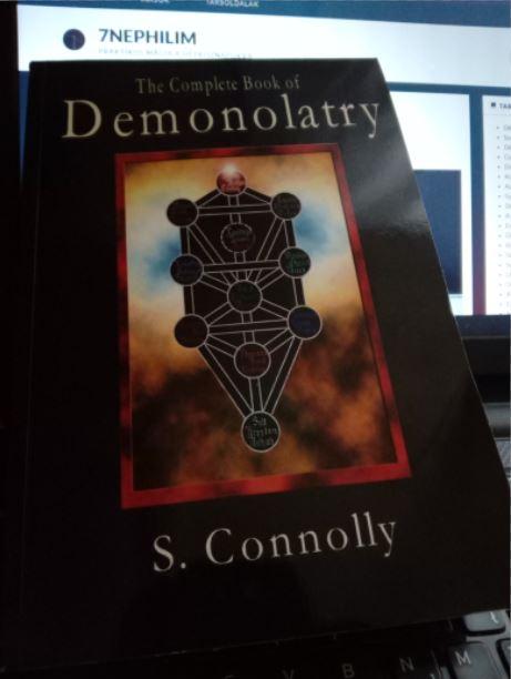 connolly demonolatry